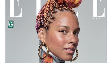 Alicia Keys Covers ELLE Brasil