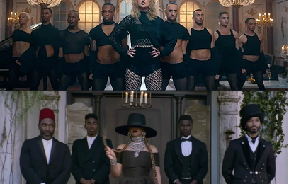 "Taylor Swift Director: ""Beyonce Copies Her"""