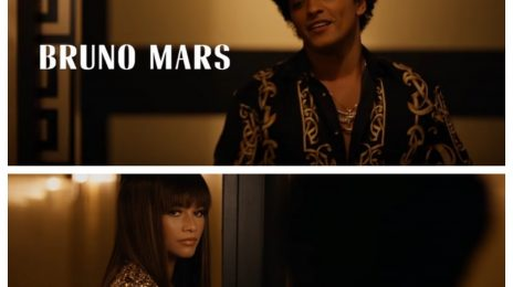 New Video: Bruno Mars - 'Versace On The Floor' [Starring Zendaya]