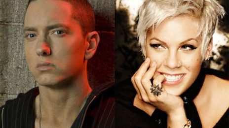 Report: Eminem Enlists Pink For New Single