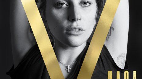 Lady Gaga Covers V Magazine