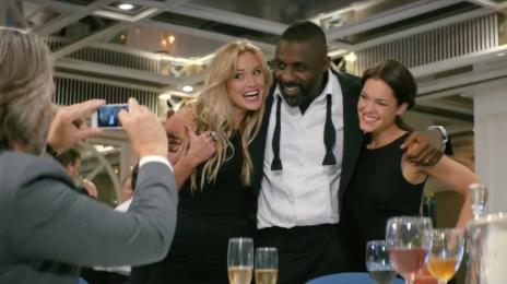 Idris Elba Confirms 'James Bond' Role?