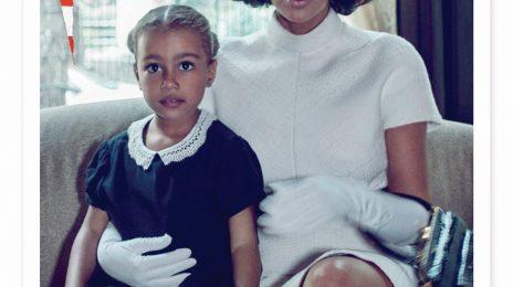 """Blasphemy! Kim Kardashian Named """"America's New First Lady"""" By Interview Magazine"""