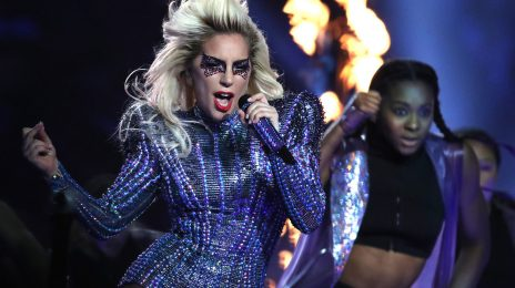Video: Lady Gaga's Chicago Stadium Show So Packed That Fans Watch From Outside