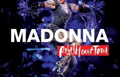 Backfired:  Madonna Fans Enraged After Singer Reveals Long-Awaited 'Rebel Heart' Tour Live CD/DVD Tracklist
