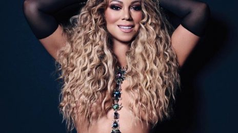 Mariah Carey Gets Provocative For PAPER