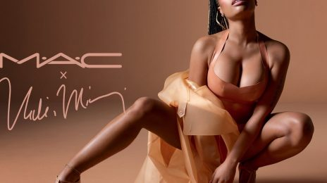 Nicki Minaj Re-Teams With MAC Cosmetics For Major Campaign