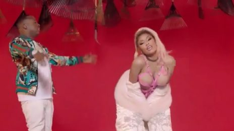 Video Teaser: Nicki Minaj & Yo Gotti - 'Rake It Up'
