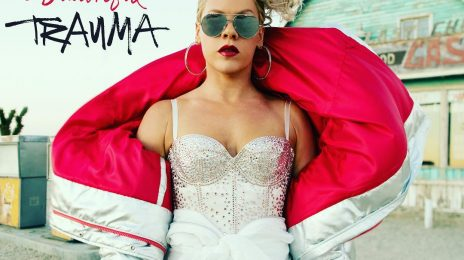 New Song: Pink - 'Beautiful Trauma'