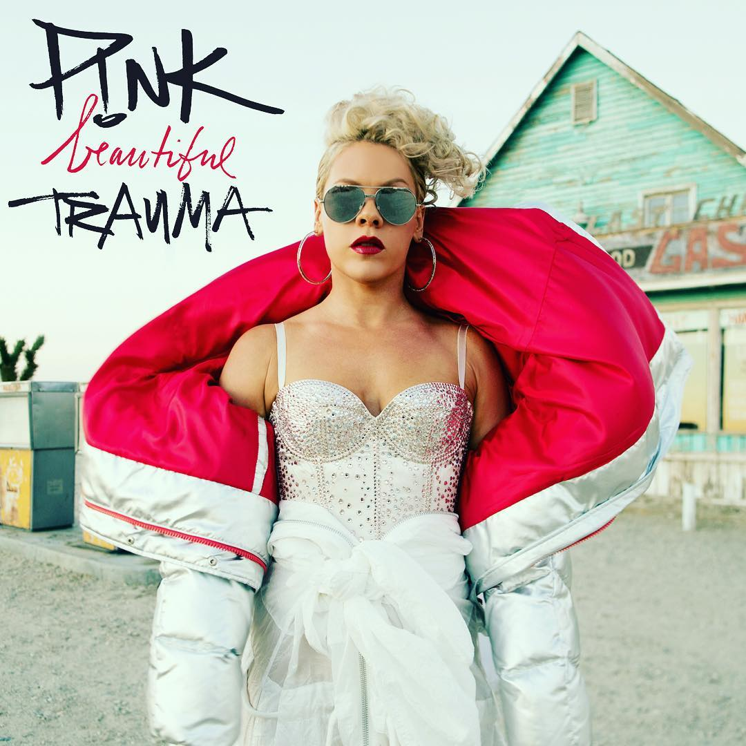 「pink - beautiful trauma」的圖片搜尋結果