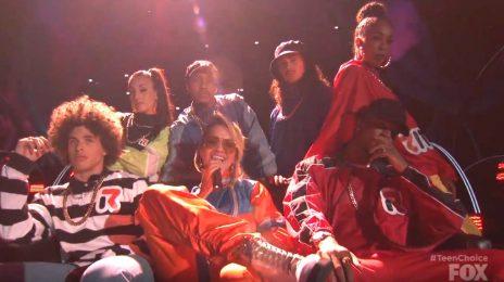 Watch: Rita Ora Rocks 2017 Teen Choice Awards With 'Your Song'