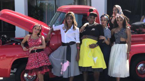 Serena Williams Celebrates Baby Shower With Venus, Ciara, Kelly Rowland, & More