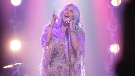 Did You Miss It?  Kesha Nails 'Praying' Performance on 'Fallon'