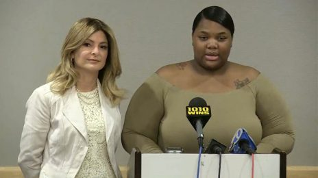 Usher's Herpes Accuser Revealed At Press Conference