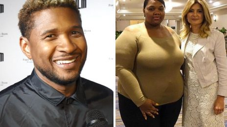 "Usher Accuser Quantasia Sharpton Claps Back At Jermaine Dupri For ""Fat"" Jab"
