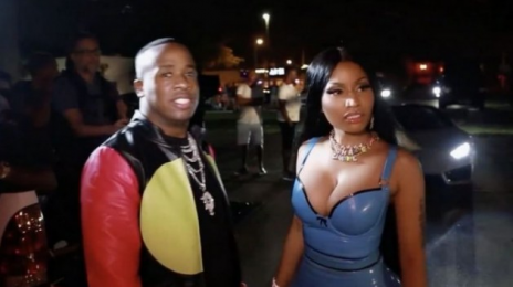 Behind the Scenes:  Yo Gotti & Nicki Minaj's 'Rake It Up' Video