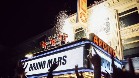 Bruno Mars Announces CBS Primetime Special '24k Magic: Live At The Apollo'