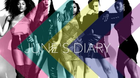 New Song: June's Diary - 'I Know Why You Calling'