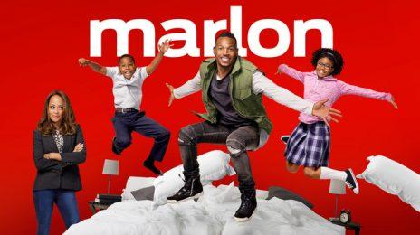 Winning! NBC Renews 'Marlon'