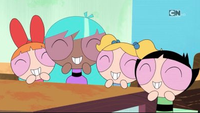 The Powerpuff Girls Welcome African-American Member