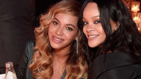 Beyonce & Rihanna Party At The 'Diamond Ball'
