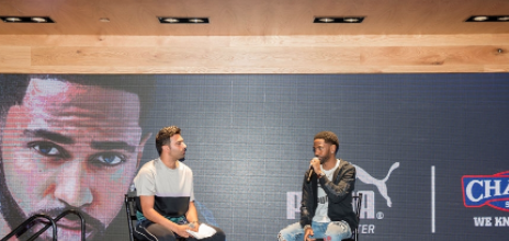 Hot Shots: Big Sean Celebrates Puma Partnership