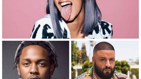 BET Hip-Hop Awards 2017: Cardi B, Kendrick Lamar, & DJ Khaled Lead Nominations [Full List]