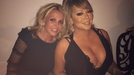 Hot Shot: Britney Spears Meets Mariah Carey
