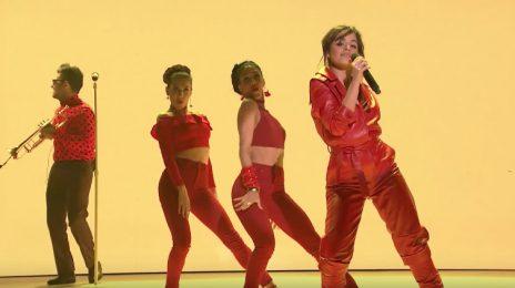 Watch: Camila Cabello Heats Up 'Fallon' With 'Havana' [Performance]