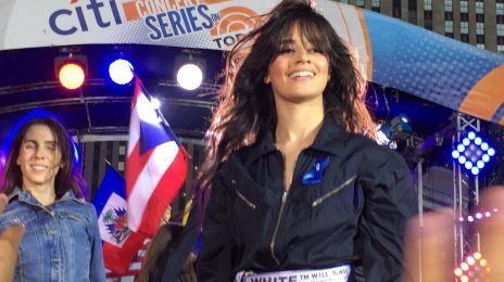 Watch: Camila Cabello Blazes TODAY Show With 'Havana'