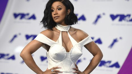 Cardi B Scores Second Top 10 On Billboard Hot 100 With 'No Limit'