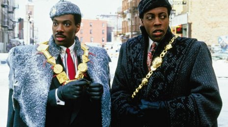 Report:  Eddie Murphy Readies 'Coming To America' Sequel