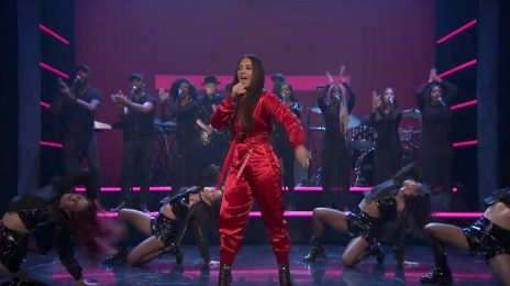 Watch: Demi Lovato Soars With 'Sorry Not Sorry' On 'Fallon'