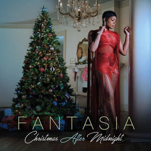Image result for fantasia barrino christmas after midnight
