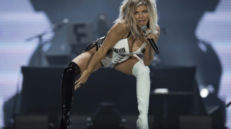 Watch: Fergie Performs At Rock In Rio After Divorce Announcement