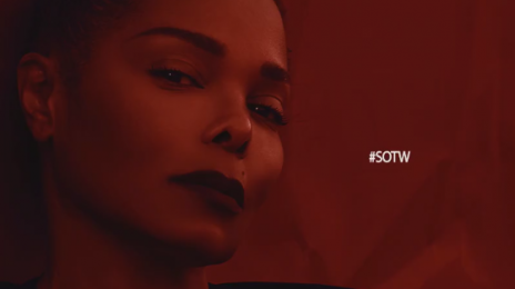Janet Jackson Channels 'The Velvet Rope' For 'State Of The World Tour' Promo