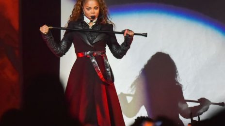 Hot Shots:  Janet Jackson Launches 'State of the World' Tour [Photo & Video]