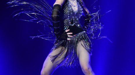 madonna tour 2018