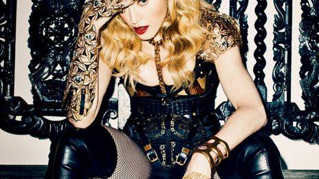 Madonna Sets Her Sights On An Oscar