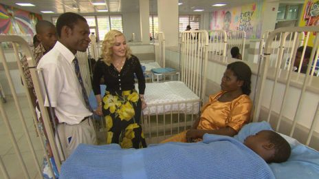 Watch:  Madonna Celebrates Grand Opening Of Her Malawi Hospital For Children