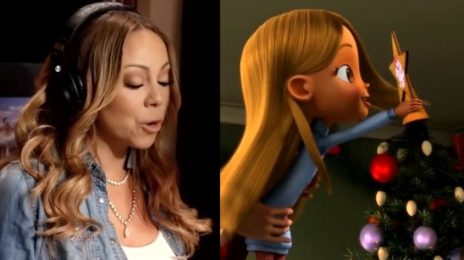 First Look: Mariah Carey's 'All I Want For Christmas Is You' Animated Movie