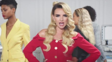 New Video: Nadine Coyle - 'Go To Work'