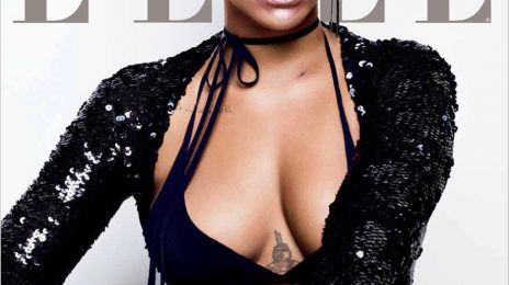 Rihanna Covers Three Editions Of ELLE