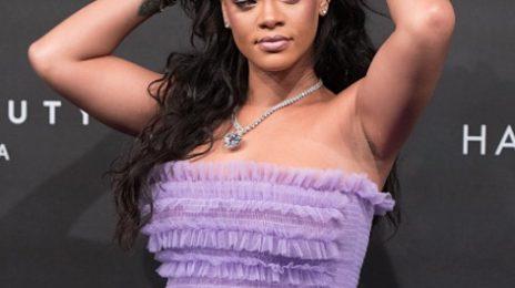 Hot Shots: Rihanna Launches Fenty Beauty In London