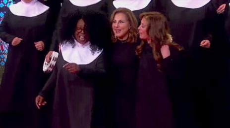 Watch: 'Sister Act' Cast Celebrate 25th Anniversary On 'The View' [Performance]