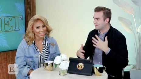 Tamar Braxton On Retiring After New Album: It's To Protect Marriage