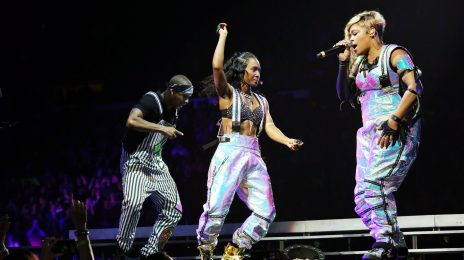 TLC Announce Postponement of European Tour Due To T-Boz's Neck Injury