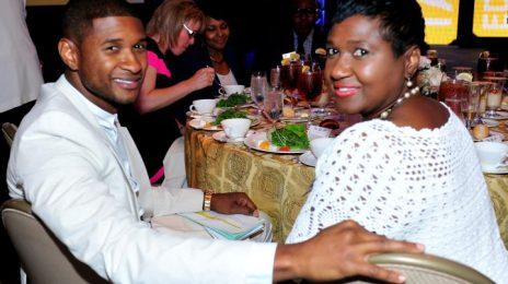 Usher's Mom Breaks Silence On Herpes Scandal