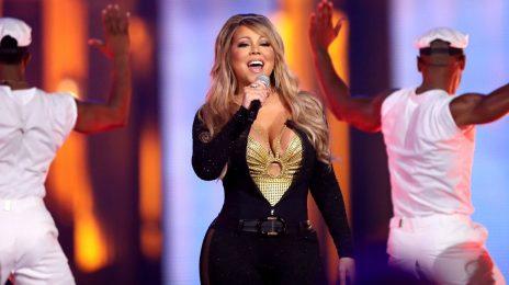 Hot Shots:  Mariah Carey, Lil' Kim, Kelly Rowland, & More Shine at 2017 VH1 'Hip Hop Honors'