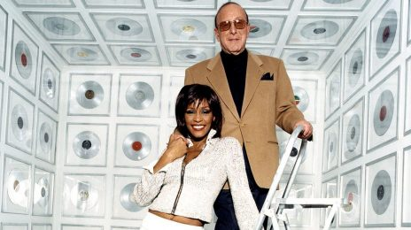 "Clive Davis Promises Whitney Houston's Big Screen Biopic Will Be ""No Holds Barred"""